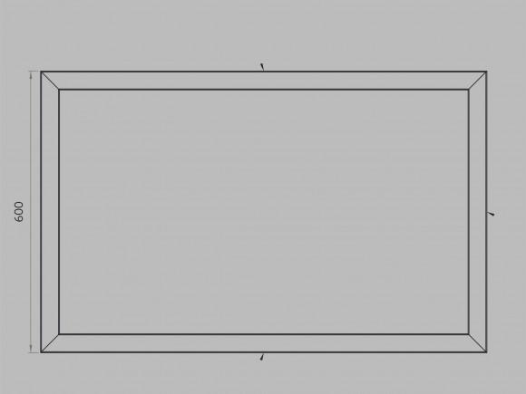Modulares Geländer – Pforte